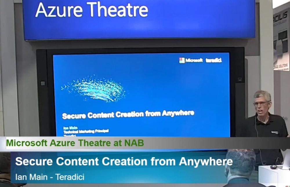 NAB 2019 Azure Theatre