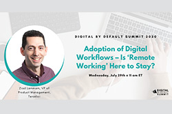 Adoption of Digital Workflows
